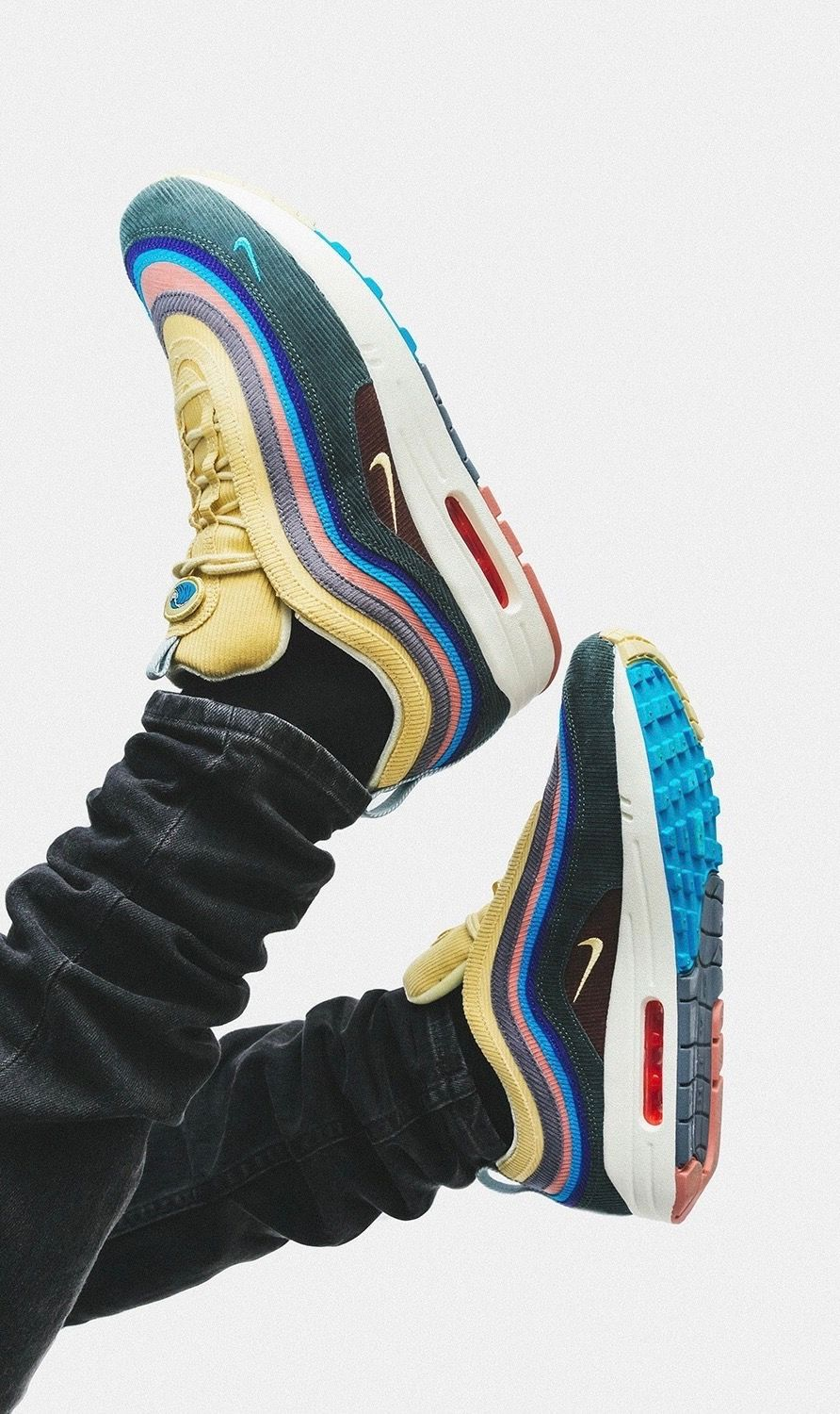 Sean Wotherspoon x Nike Air Max 97/1 Sneaker Head Pinterest