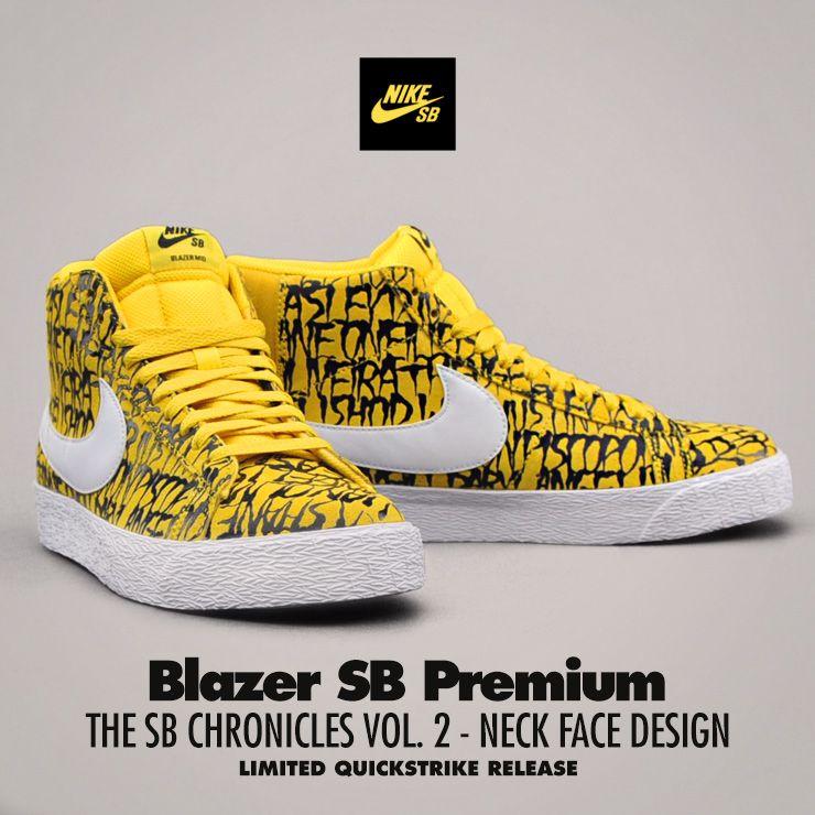 Neckface x Nike SB Blazer Premium