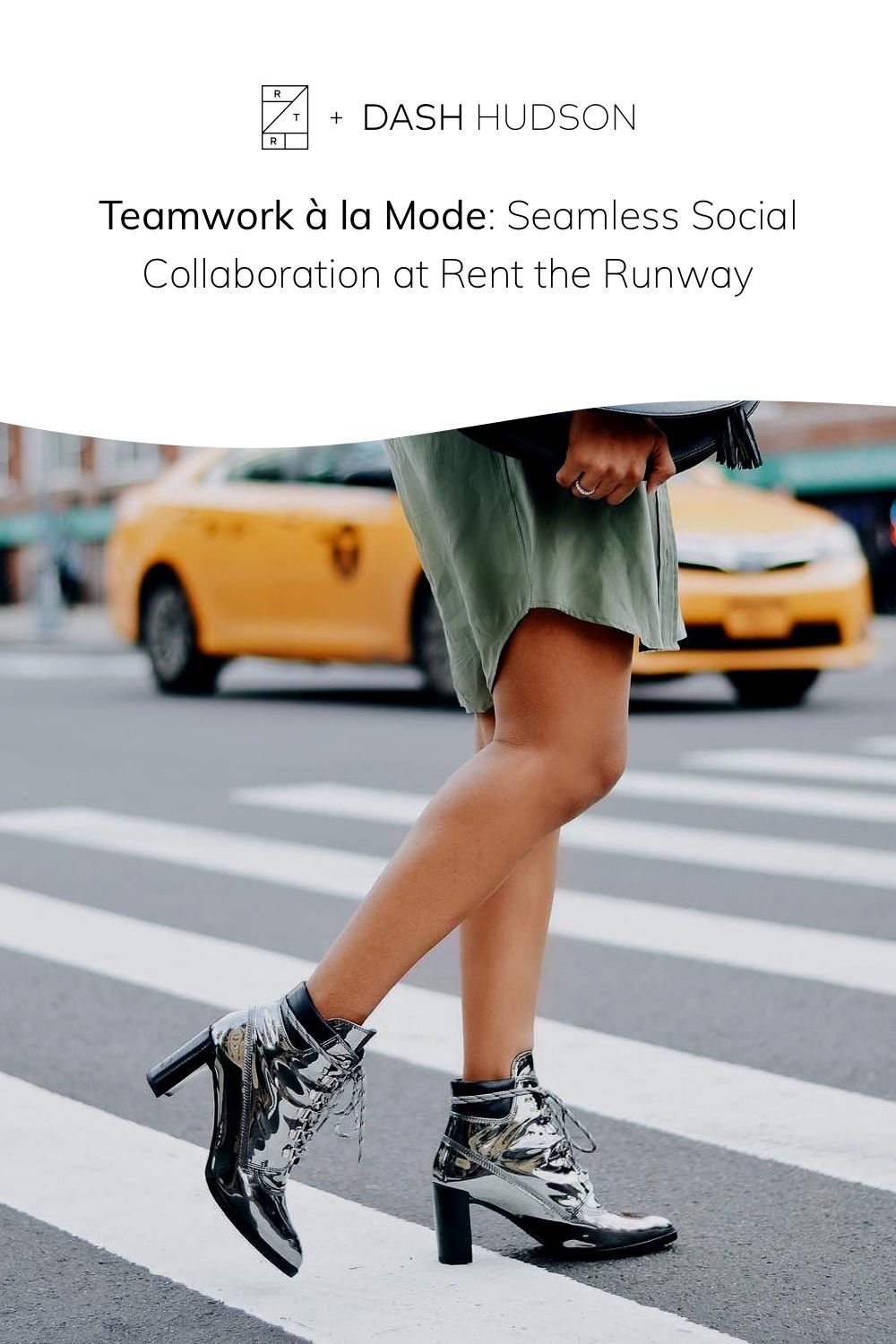 Teamwork A La Mode Seamless Social Collaboration At Rent The Runway Rent The Runway Case Study Fashion Company