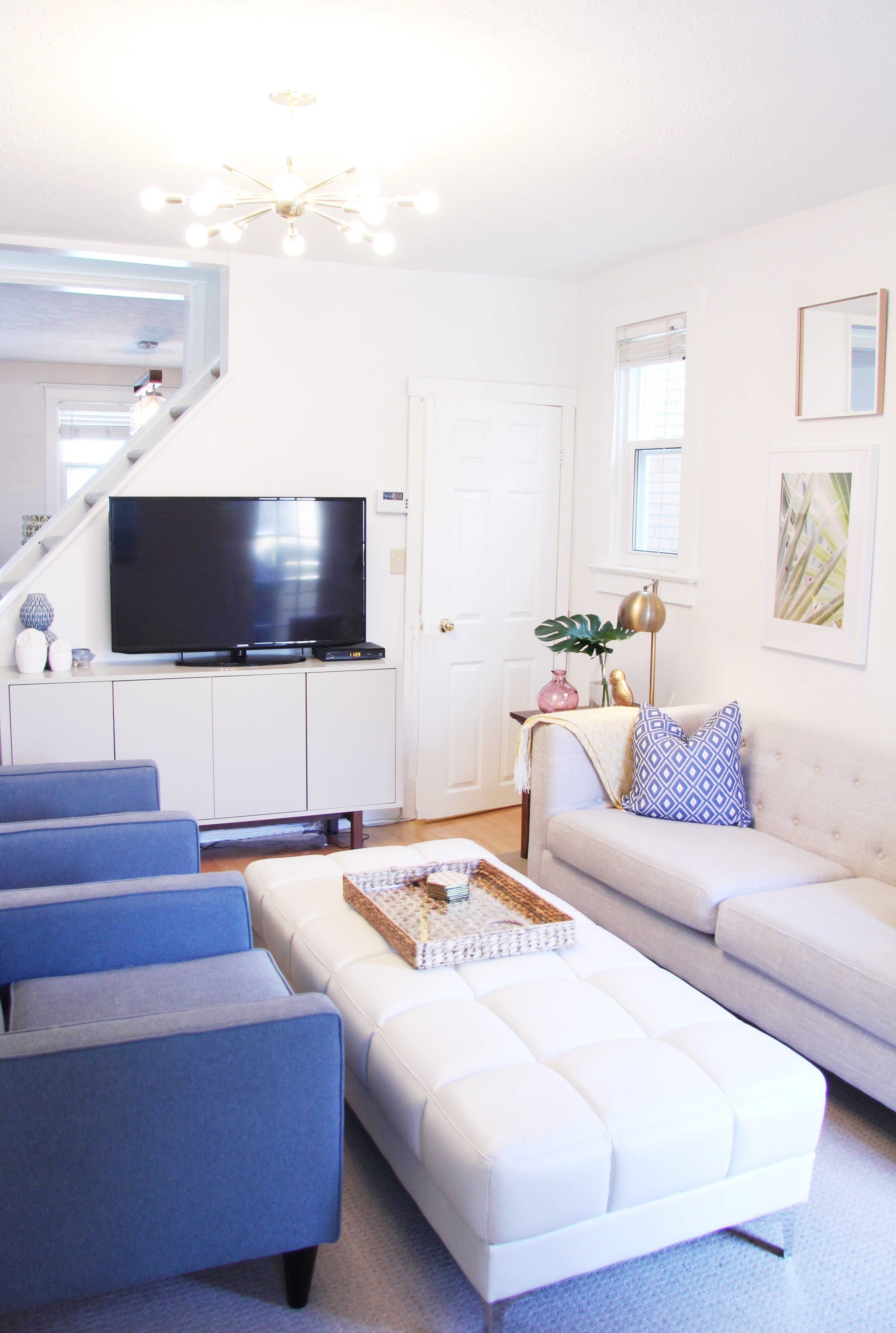 61 Family Friendly Living Room Interior Ideas: Family Friendly Living Room Makeover