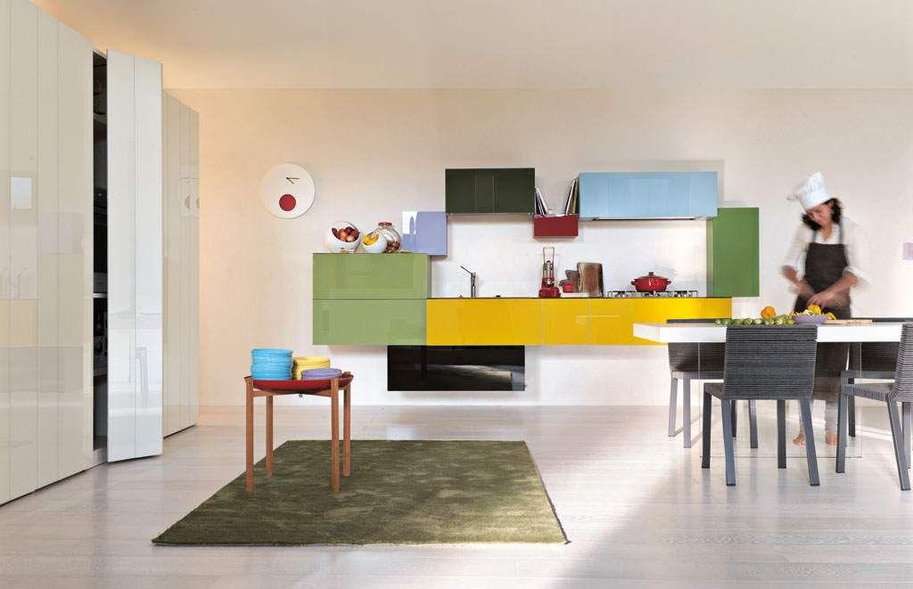 Lago Cucina. Kitchen design. Italian style. http://www.mohd.it ...