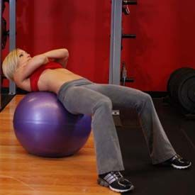 2-Week Training Schedule To Lose Fat And Gain Muscle! | Bodybuilding.com #exerciseball