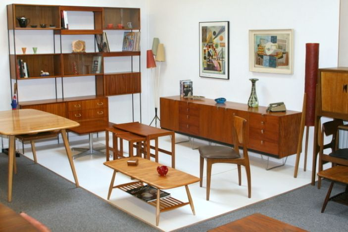 Retro Dining Furniture 1950 S 1960 And 1970