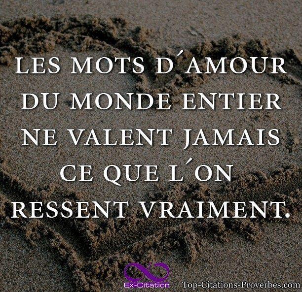 Awesome citation citation vie de couple citation courte sur le bonheur et autres check - Citation d amour courte ...