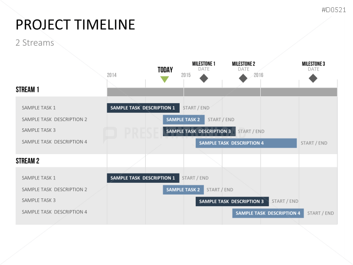Powerpoint Timeline Templates  Cre    Timeline