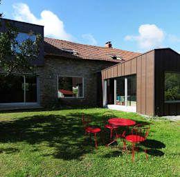 Agrandissement Vitré Dune Maison En Pierre CloharsCarnoët - Porte placard coulissante jumelé avec serrurier bagnolet