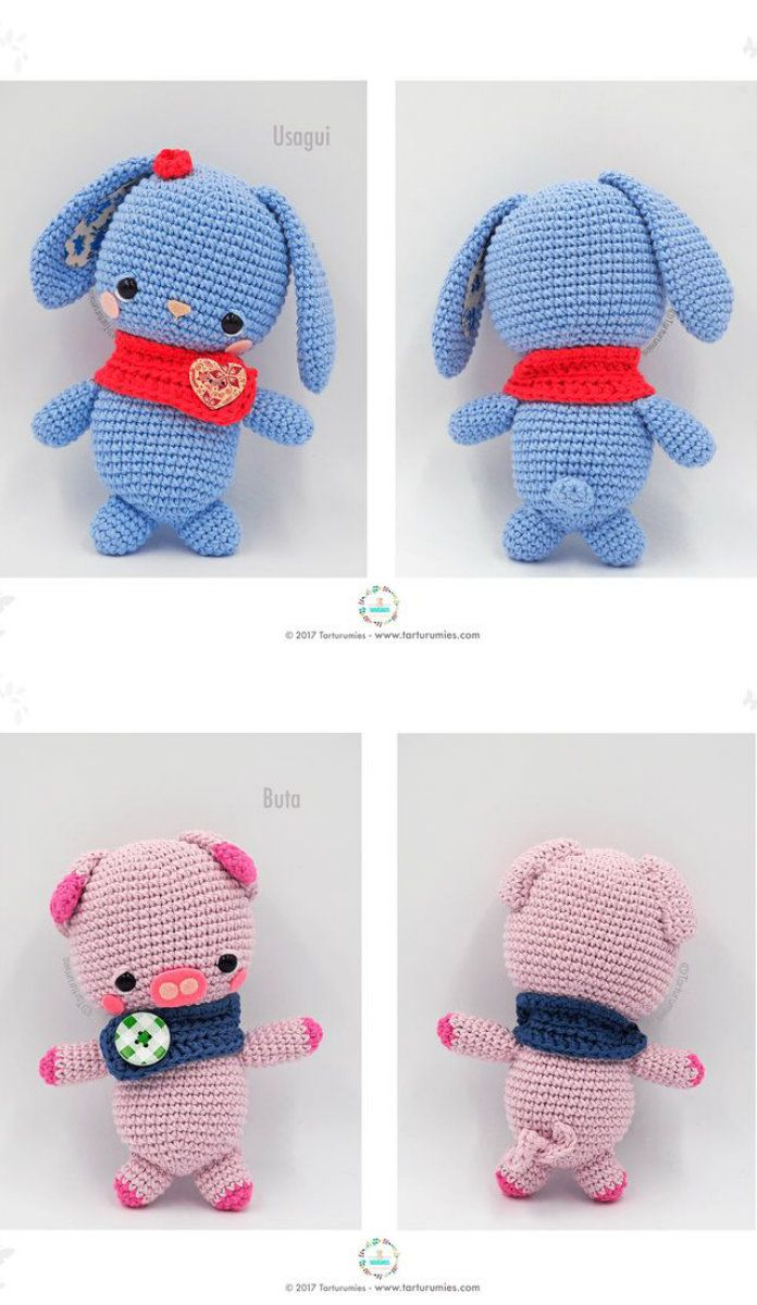 Amigurumis Little Kawaii Free Crochet Pattern | Amigurumi ...