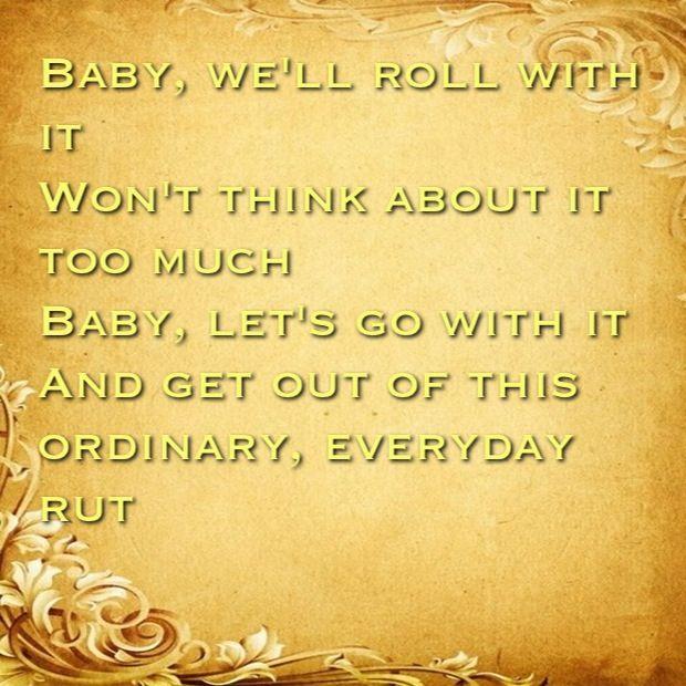 Easton Corbin - Roll with it lyrics Easton Corbin- Roll ...