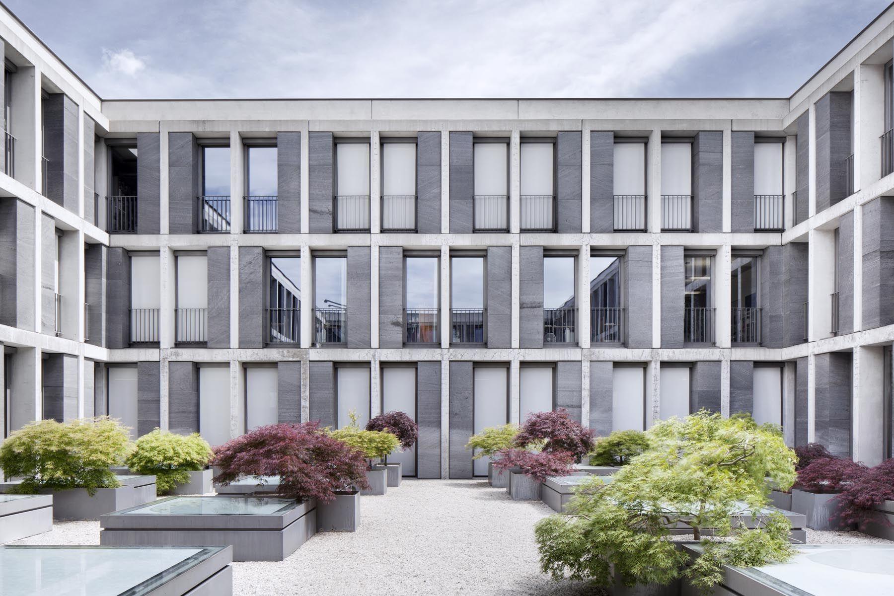 Architektur Erfurt bundesarbeitsgericht in erfurt architekturfotografie slc
