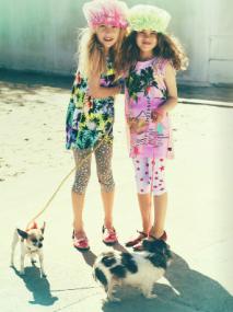 Molo kids girls clothing
