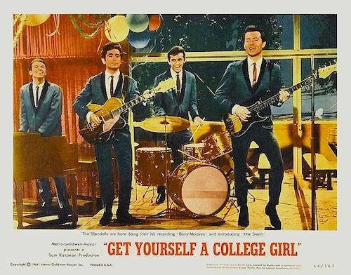 College campus sex movies of seventies