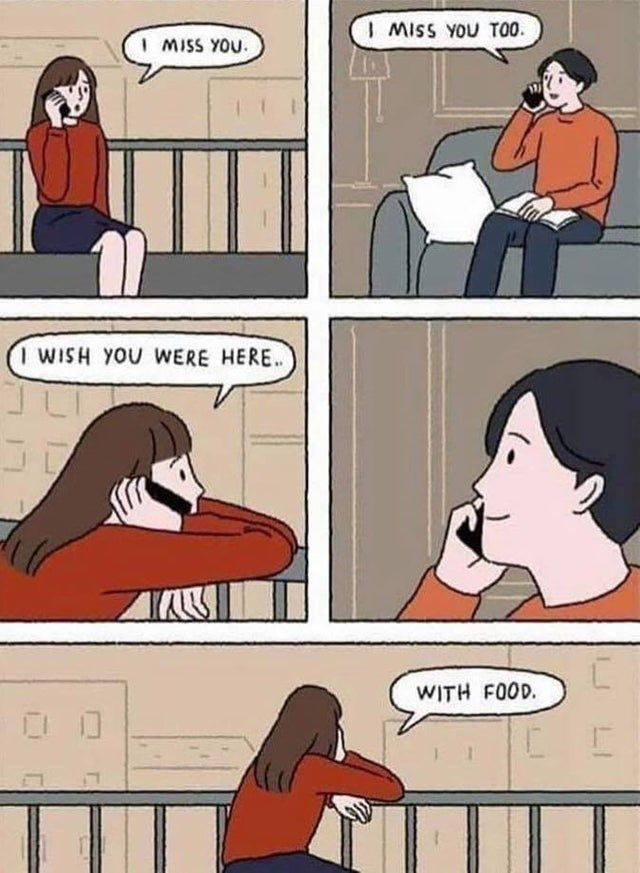 You And Food Funny Love Story Funny Relationship Relationship Memes