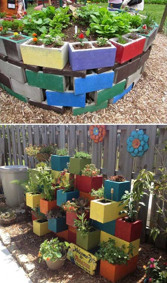 20 Truly Cool Diy Garden Bed And Planter Ideas Cinder 400 x 300