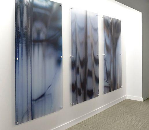 Acrylic Standoff Paint Wall Art