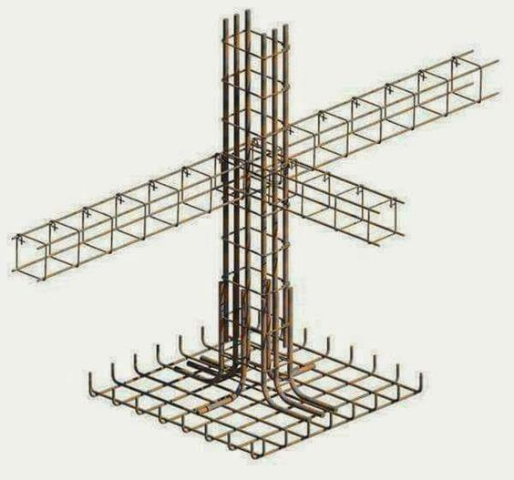 503d9a53321f9c5aeb1583aa7c769271 Jpg 600 561 Building Foundation Framing Construction Concrete Design