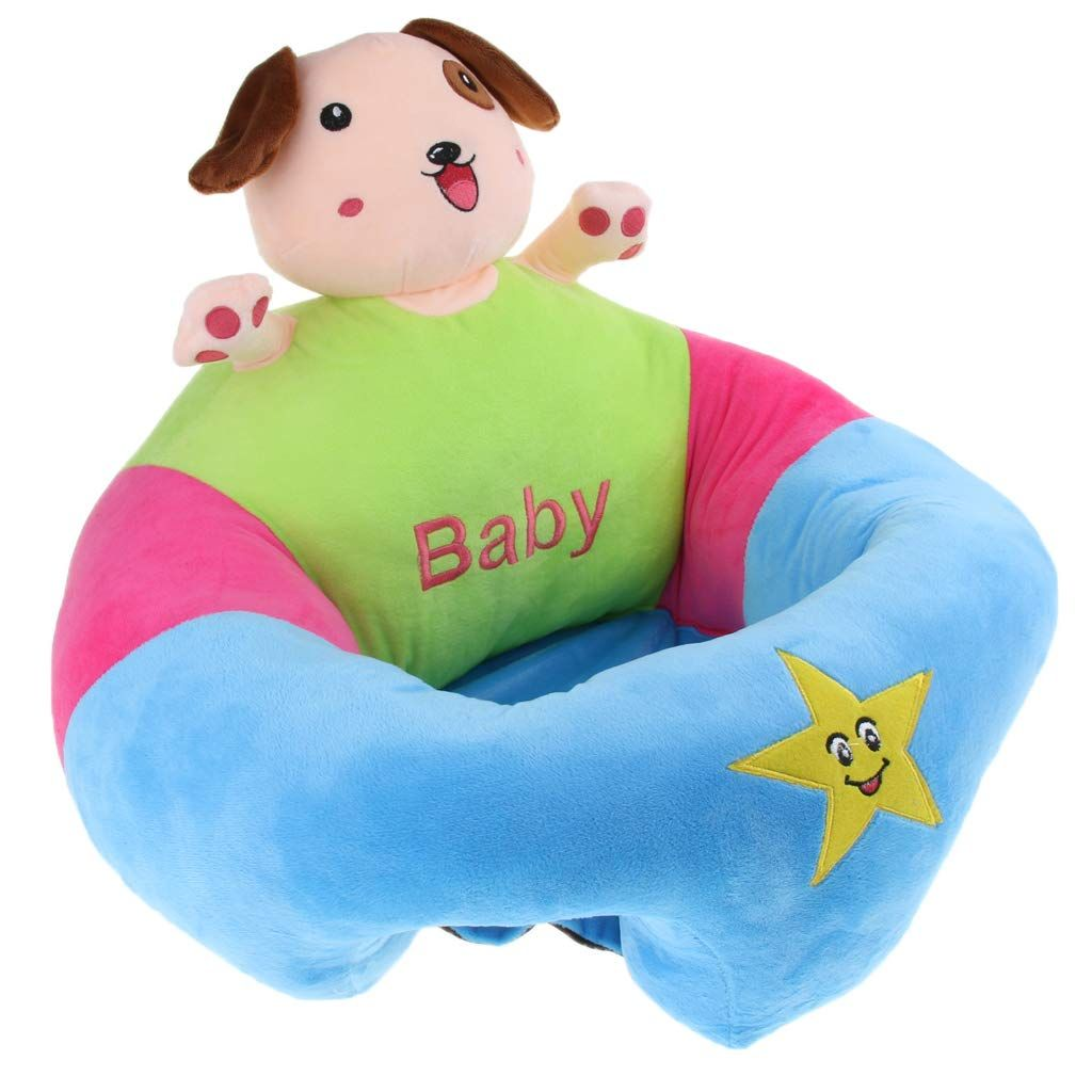Baby Seats Sofa Comfortable Plush Soft Chair Nursing Anti Roll