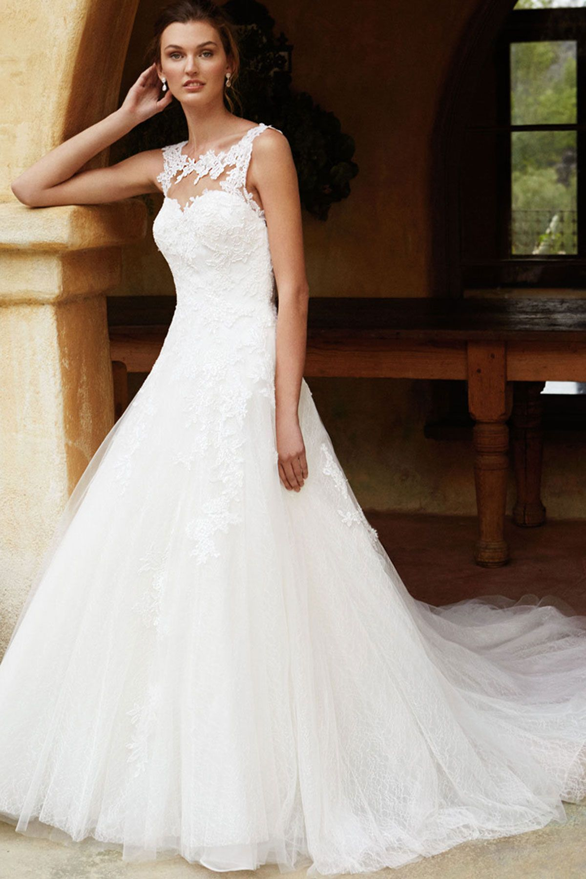 BT16-13 Beautiful by Enzoani   Wedding Dresses   www.guidesforbrides ...