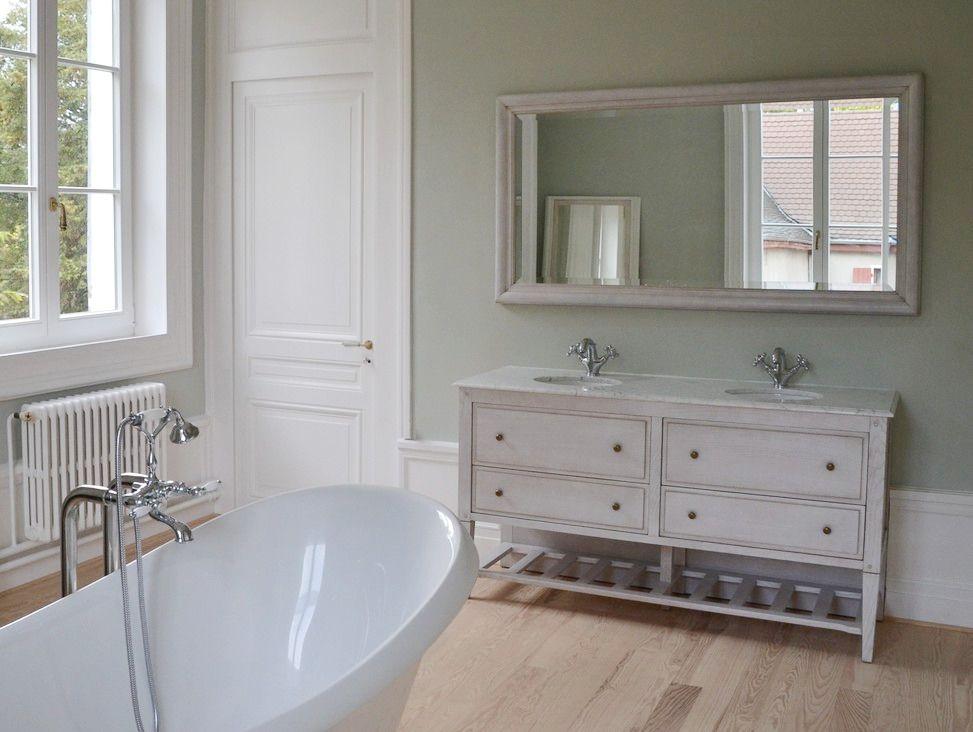 Meuble Blanc Patine Antiquaire Ebenisterie Artisan Ebeniste Interieur Interior Luxury Decoration Deco Tendance France Lyon Meuble Mobilier Deco