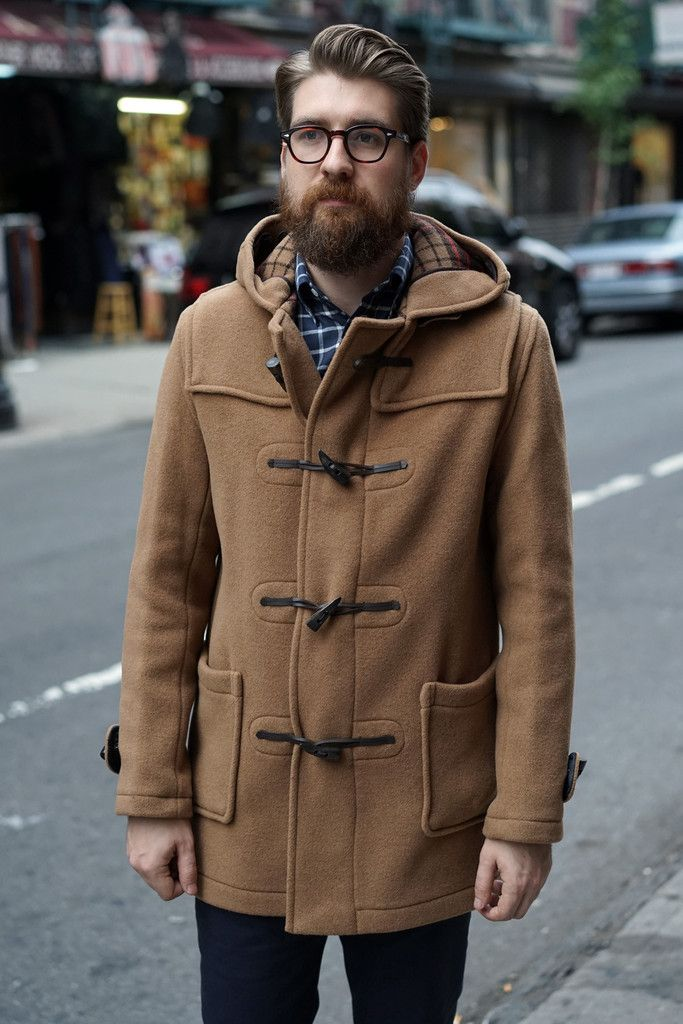 Gloverall Slim Duffle Coat Camel | PD: Laurie | Pinterest | Duffle ...