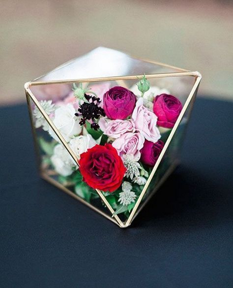 Image Result For Terrarium Centerpiece Wedding Red