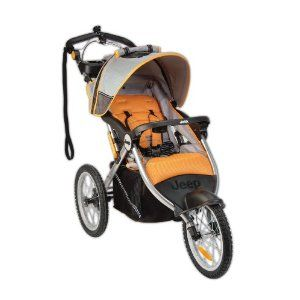 Great jogging stroller. Too bad I found out I was pregnant with #2 about a week after buying it.