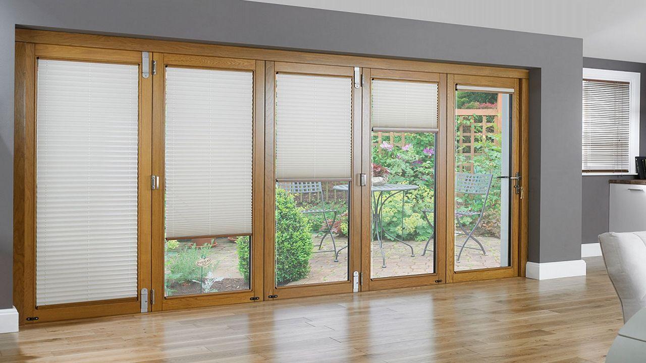 23 Incredible Sliding Glass Door Design For Amazing Front Door Inspiration Freshouz Com Blinds For French Doors Sliding Door Blinds French Door Window Treatments