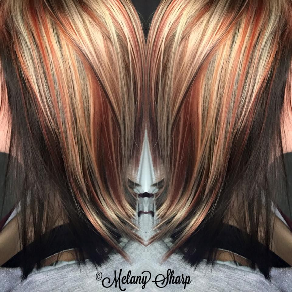 Amazing Creations By The Two Blondes Salon Montana Usa The Haircut Web Hair Styles Cool Hair Color Long Hair Styles