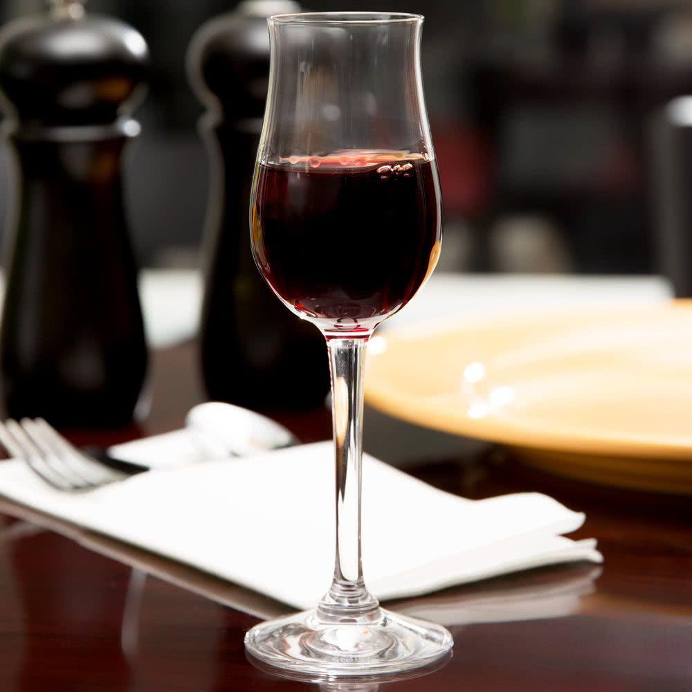 1649c593ee0c Stolzle 2050030T Barware 3.75 oz. Port / Dessert Wine Glass - 6/Pack ...