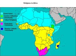 religion map of africa Pin On Kids African Religion Cultural Fair Project religion map of africa