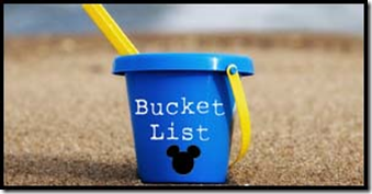 "Disney World ""Bucket List"". All the greatest tips from the Disney Diva!"
