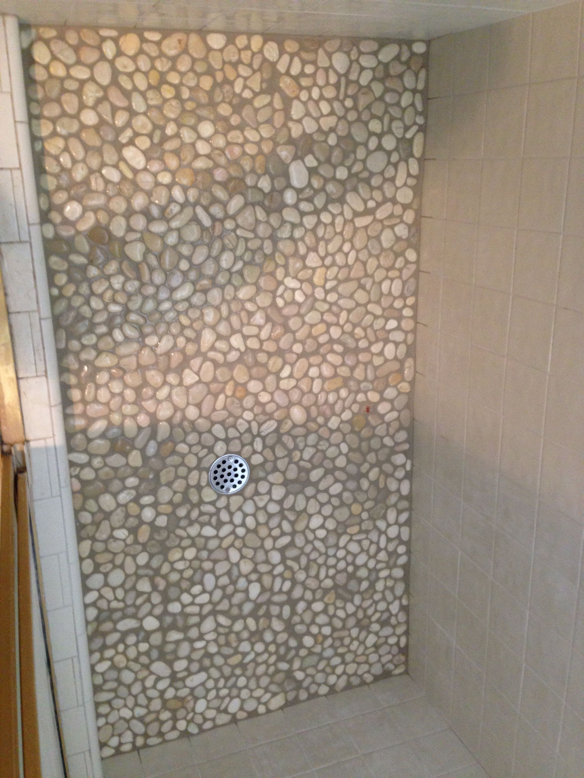 Amazing Natural Stone Shower Base