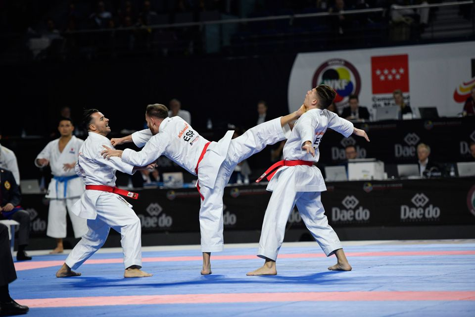 European Karate Championships 2021 To Be Staged In Gothenburg Sweden Karate Gothenburg Gothenburg Sweden
