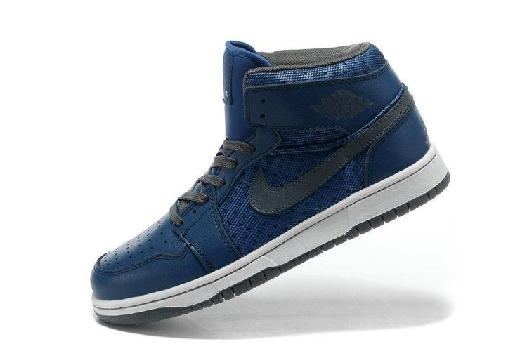 7576ddc66fcecf Nike Air Jordan 1 I Mens Shoes Low 2012 Outlet Online White Cement Grey New  Releases