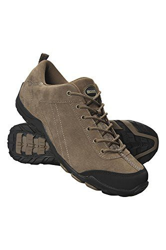 Zapatos marrones Mountain Warehouse para hombre 19zc4H