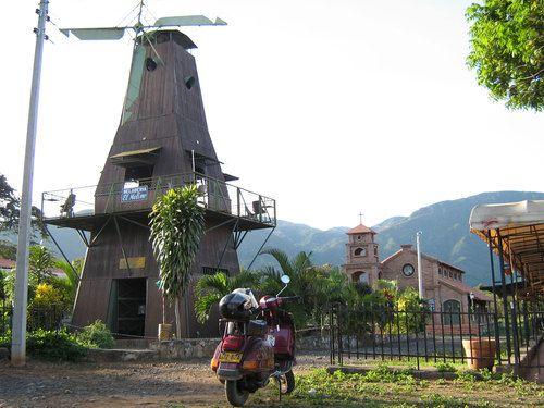 Picture Of Recta Corozal, Los Patios, Norte De Santander Colombia