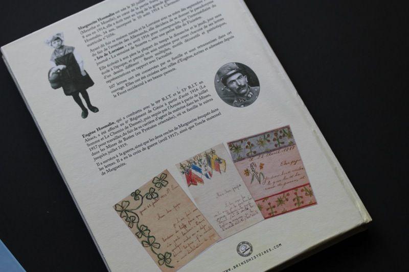 Lettres De Famille Et Memoires Brins D Histoires Histoires Livre Genealogie
