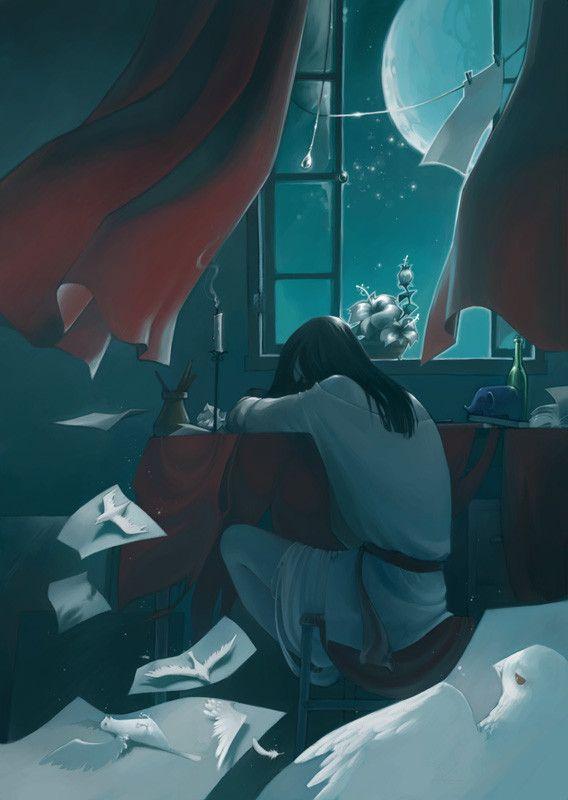 Tristesse & Solitude