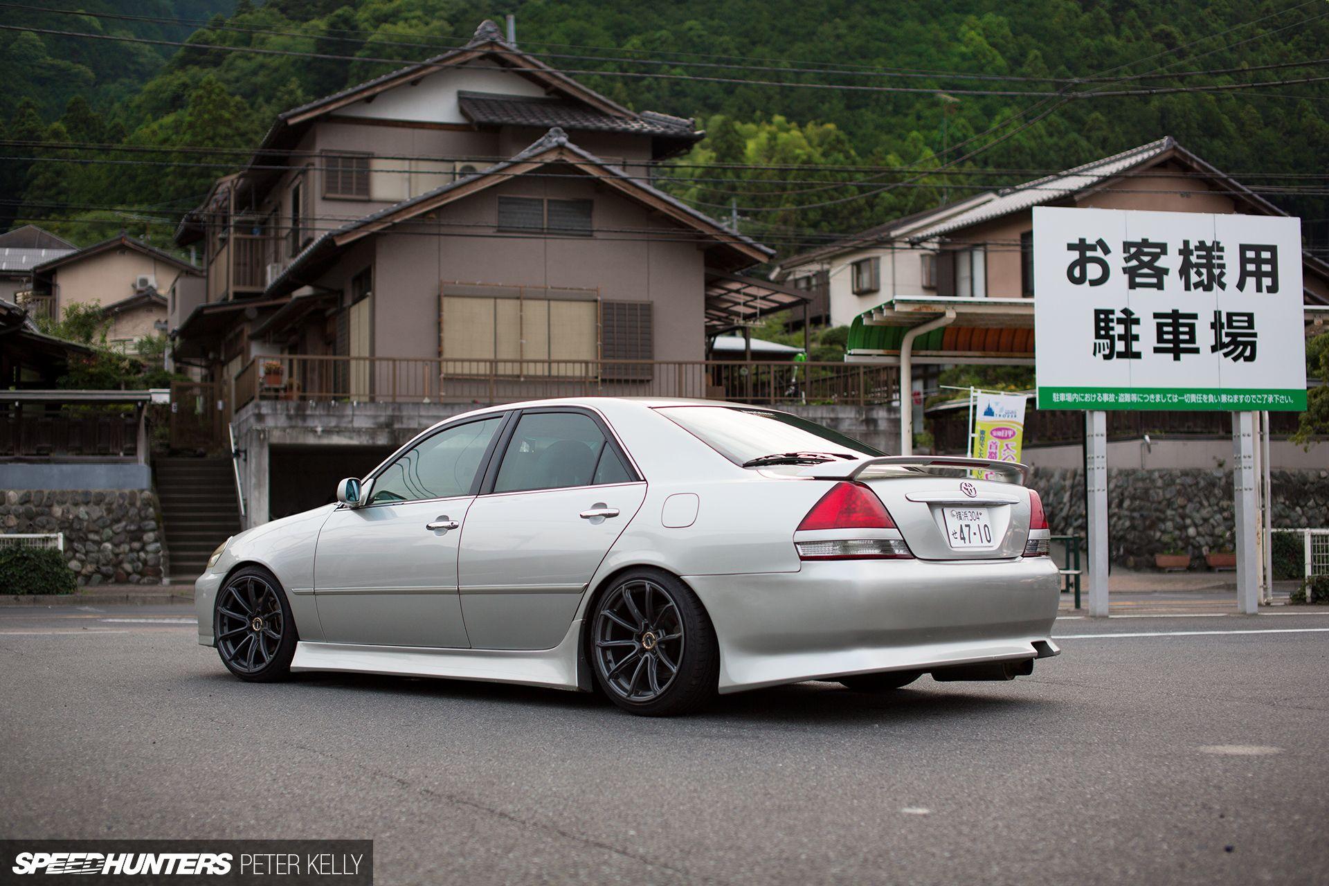 JZX110 · Toyota