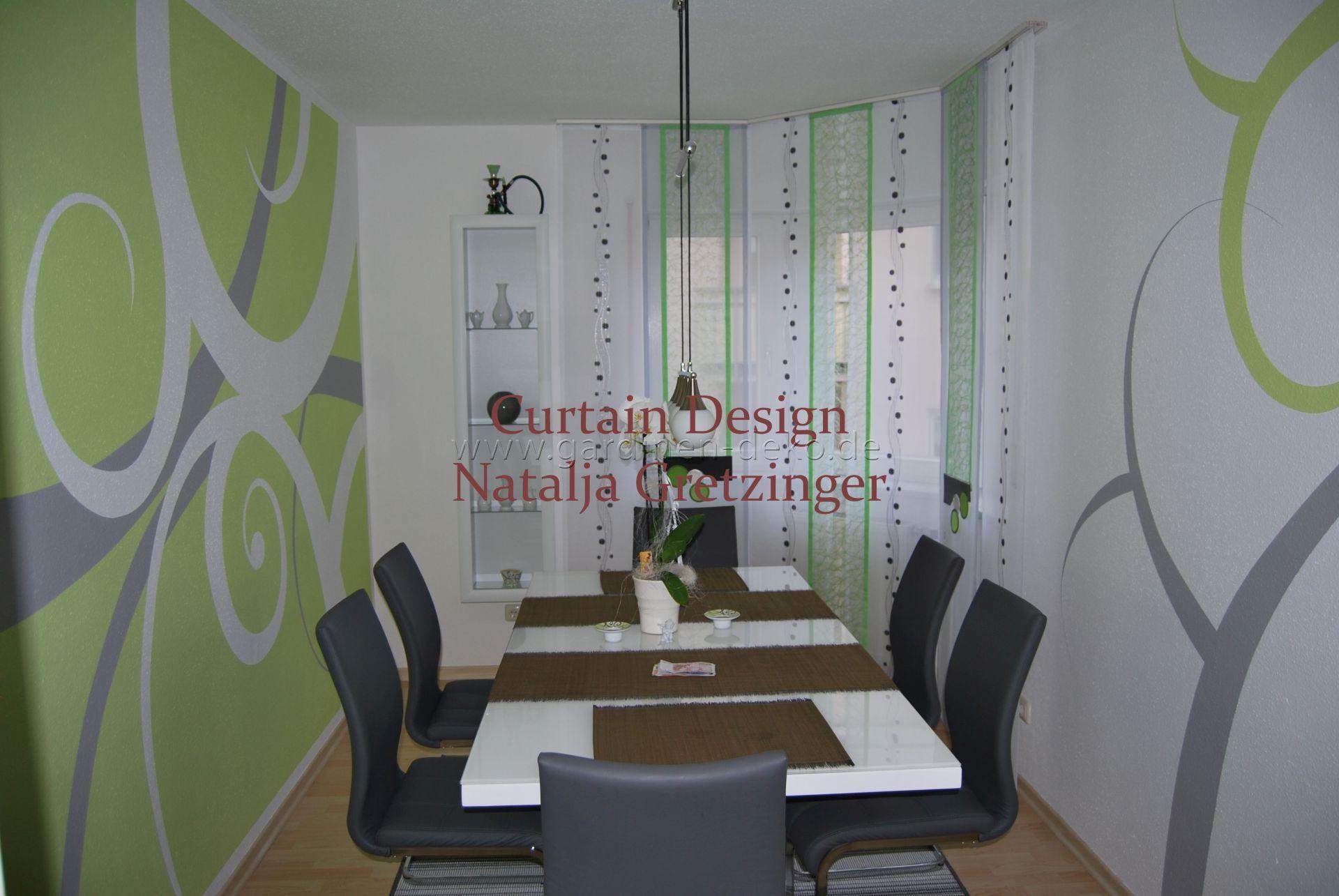 funvit.com | tapeten ideen für schlafzimmer. gardinen modern ...