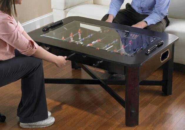 Fooseball Coffee Table Coffee Table Coffee Table Design Furniture Design Modern
