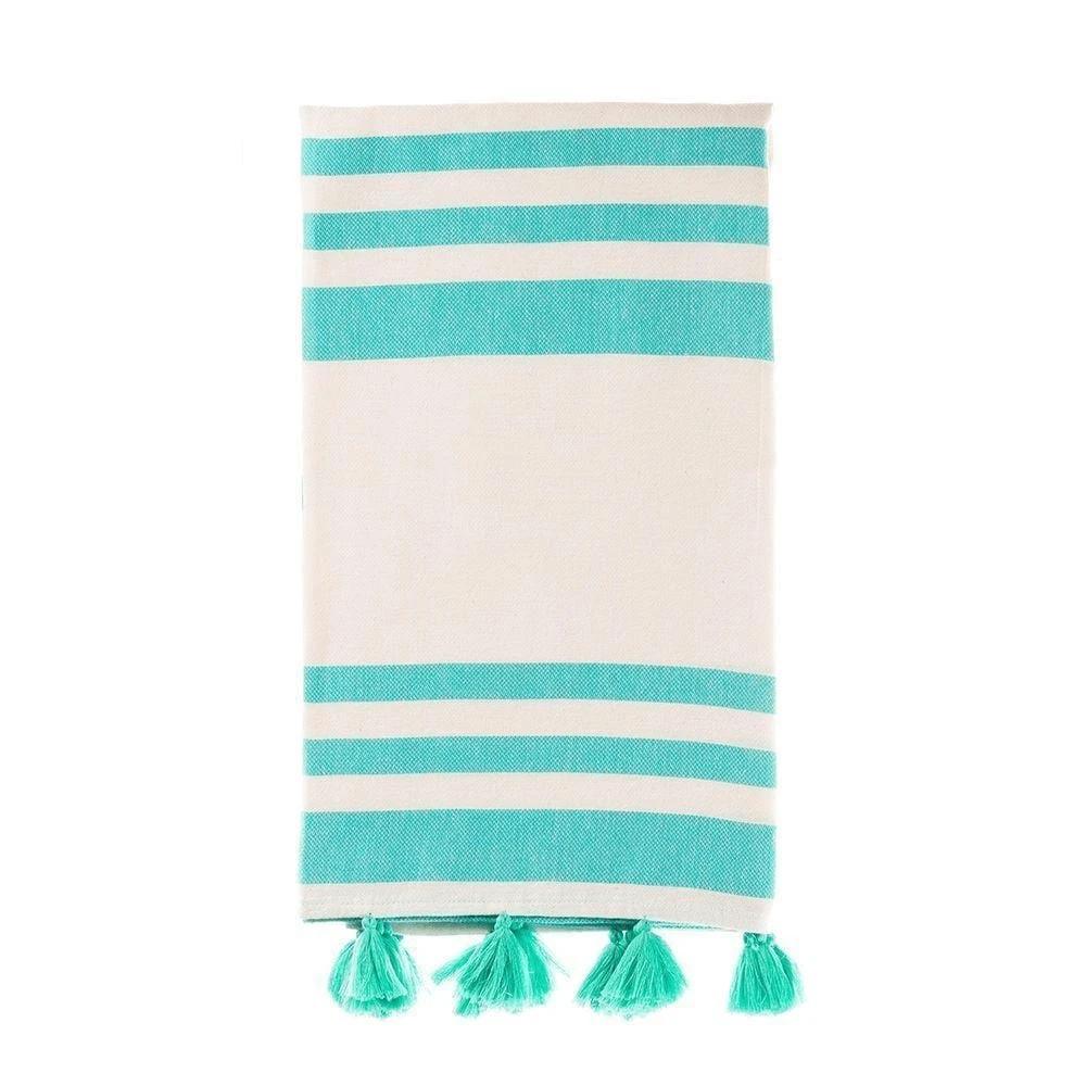 Portofino Tassel Towel Turkish Towels Beach Towel Turkish Towels