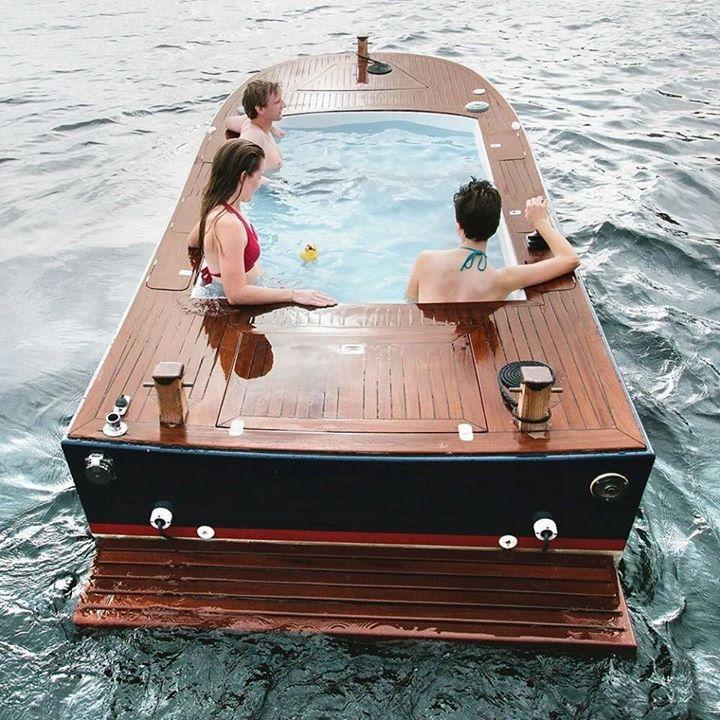 Who'd you chill here with? : via @thebillionairs #Ocean #Love #Hottub #Whirlpool #Goodlife #Yacht #Champagne #Goodlife #Luxury #LuxuryLifestyleWorldwide #Millionaire #Lifestyle #WorldOfWealth Hotels-live.com via https://www.instagram.com/p/BDwIYmEsPrX/ #Flickr