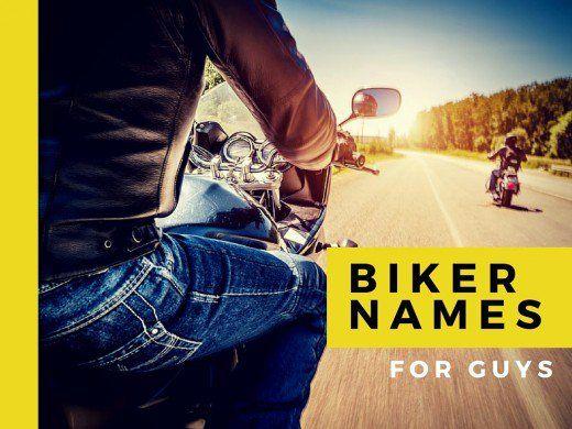101 Badass Biker Names Autos Und Motorrader Autos Motorrad