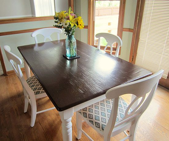 Now This Is How You Update Craigslist Furniture Dining Table