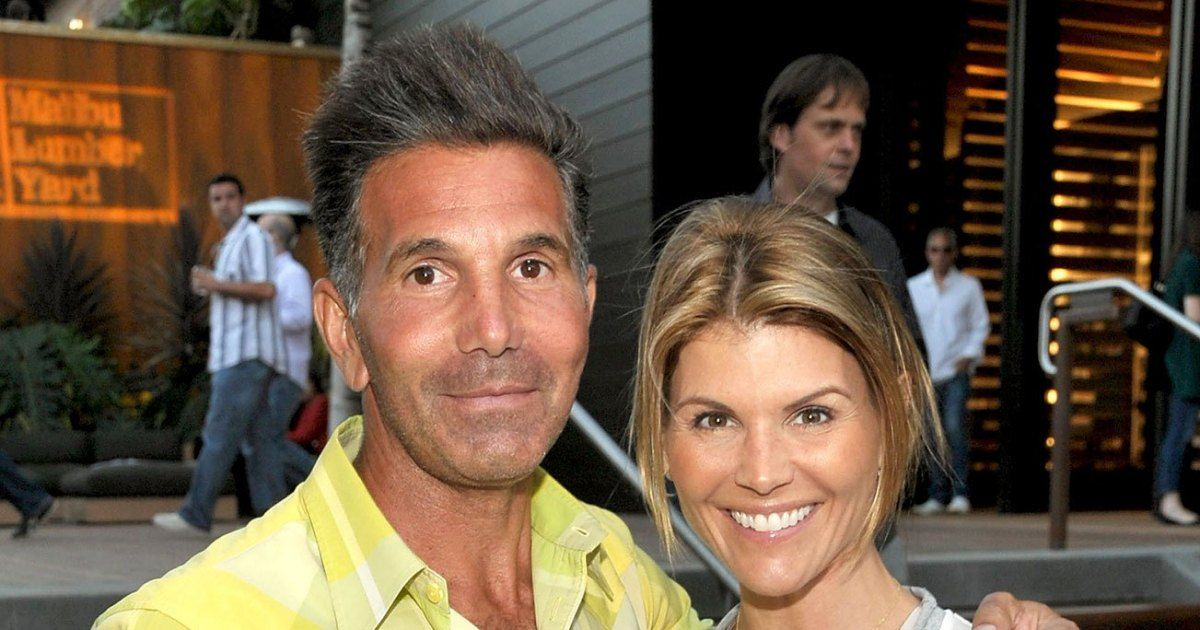 Putting her faith first. Lori Loughlin celebrated part of