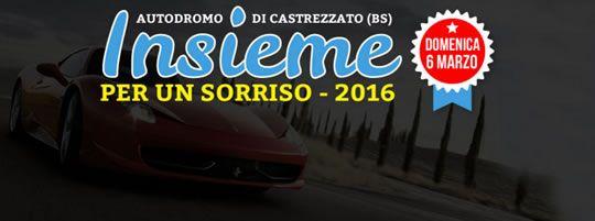 Insieme per un Sorriso 2016 a Castrezzato http://www.panesalamina.com/2016/45436-insieme-per-un-sorriso-2016-a-castrezzato.html