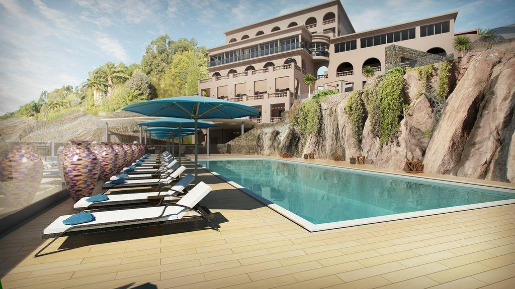 Tiara Miramar Beach Hotel In Theoule Sur Mer Cote D Azur France