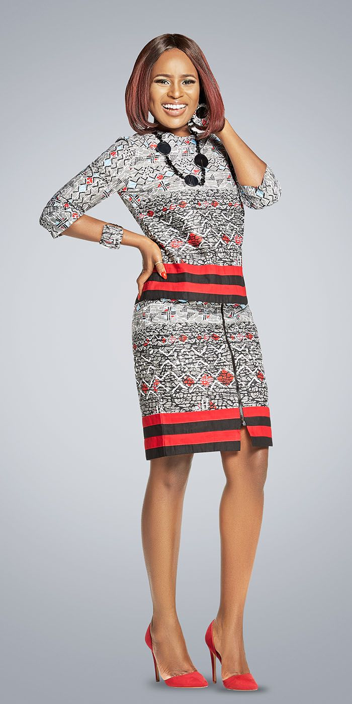 Robe chic woodin