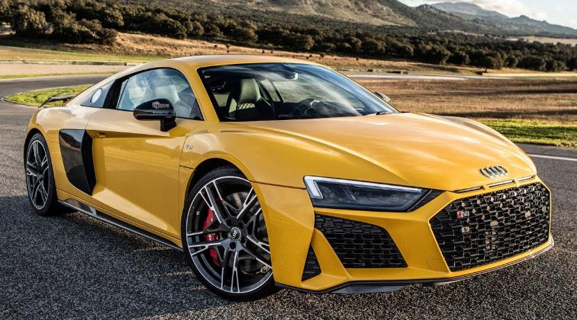 2020 Audi R8 V10 Plus Design Audi R8 V10 Audi Cars Audi