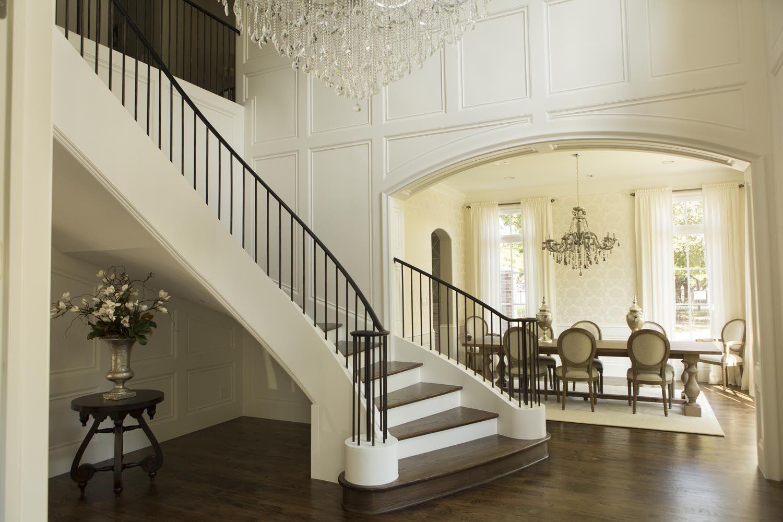 Best Foyers Halls Gallery Robert Elliott Custom Homes With 640 x 480